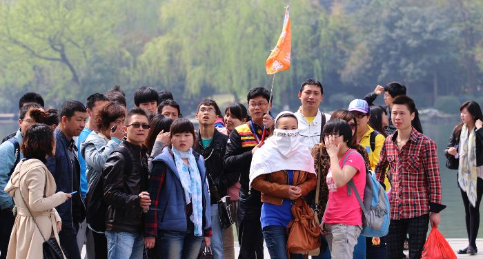 chinese traveling